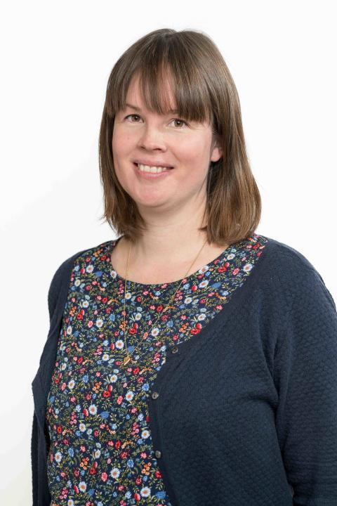 Anna Freiholtz, hållbarhetschef på Uppsalahem