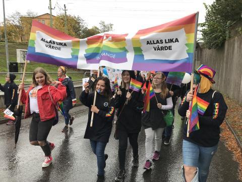 InExchange och Pride lika med sant