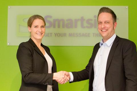 Anne-Mette Sørum, new Smartsign co-worker in Norway