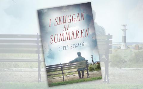 En ljus berättelse mot en mörk bakgrund när Peter Strang romandebuterar!