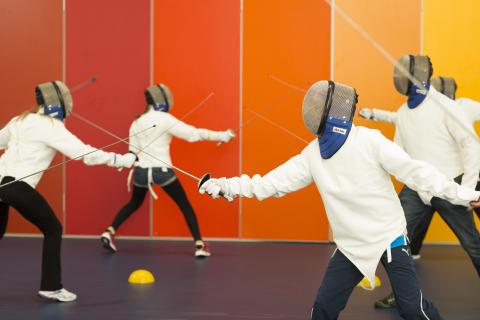 Fencing AB WO