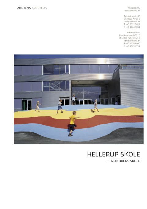Hellerup Skole - Fakta