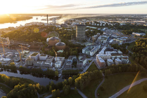Stockholm has the vision to become a global leader in foodtech