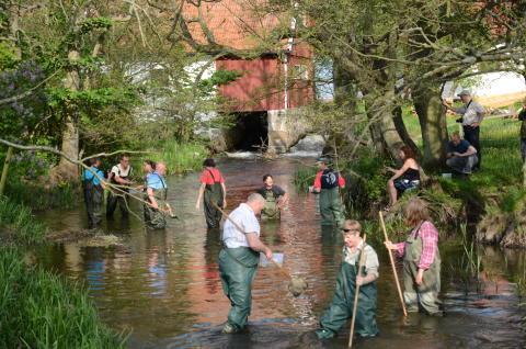 Samarbetsprojekt får medel för biosfärområde