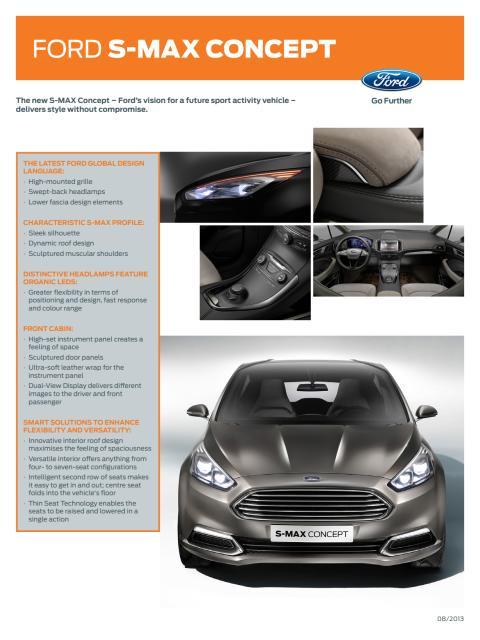 FORD S-MAX CONCEPT (PDF)