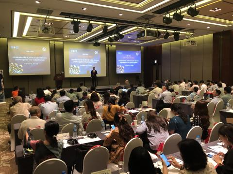 UL shared insights on gaining accelerated access to global markets in a recent wire and cable seminar in Ho Chi Minh, Vietnam