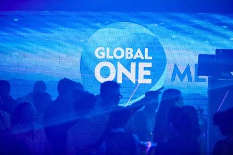 GLOBAL ONE MEDIA APEX EXPERIENCE V.VIP party