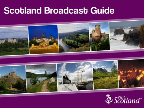 Scotland Broadcast Guide