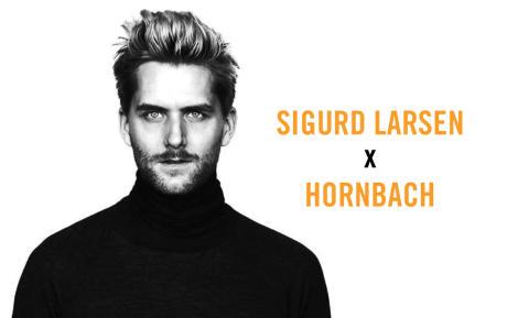 HORNBACH lanserar KONSTHANTVERK – Unikt möbelprojekt inleds med Sigurd Larsen