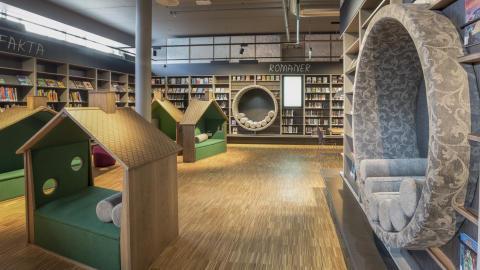Furuset bibliotek og aktivitetshus