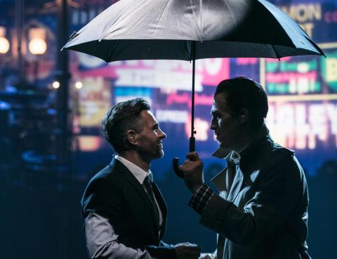 Showbild - Peter Jöback & Jens Hultén