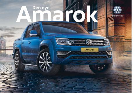 Den nye Amarok brochure