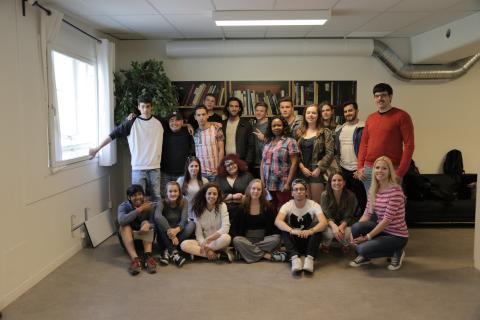 Scandinavian Photo and Fryshuset extend their cooperation and start media center for young people