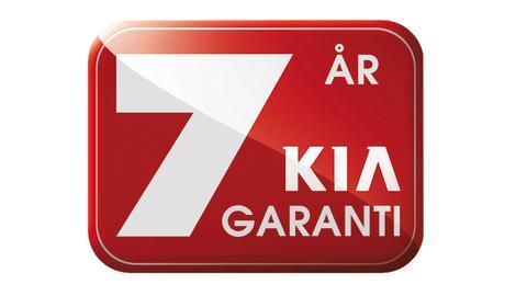 Kia 7-års garanti