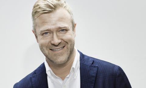 Johan von Wachenfeldt ny VD på Krook & Tjäder