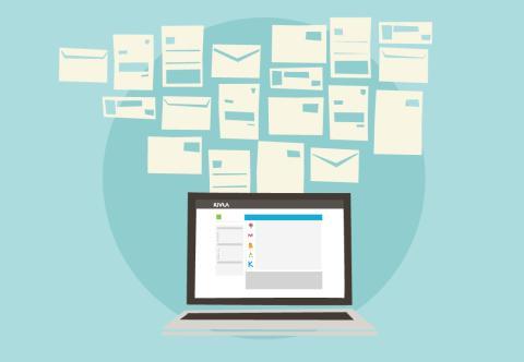 Framöver kommer du kunna ta emot både myndighetspost och post från företag och organisationer i den digitala brevlådan Kivra
