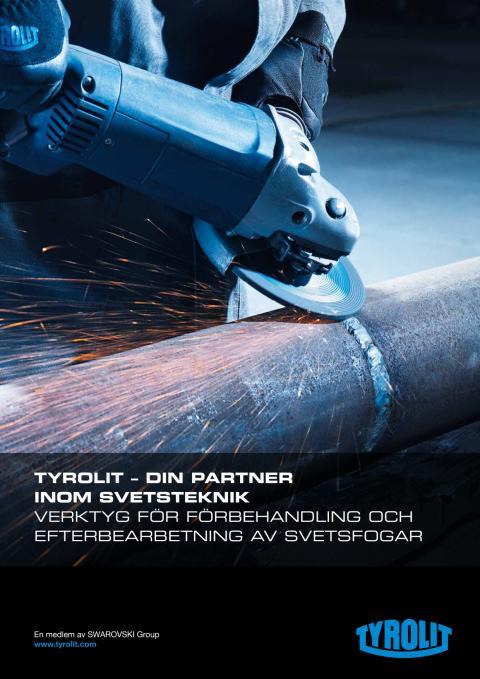 Tyrolit - Din Partner inom Svetsteknik