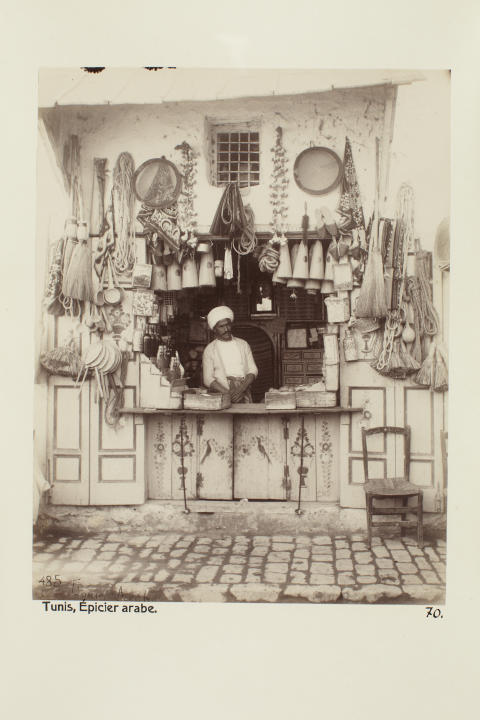 Kryddhandlare Tunis