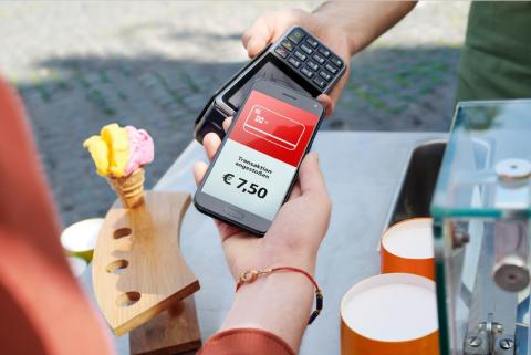 Sparkasse Mittelthüringen startet Mobiles Bezahlen