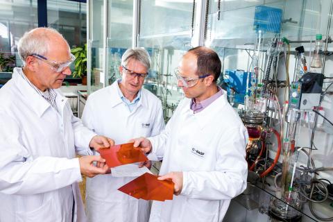 Innovativa nanopigment från BASF ger högre bildkvalitet
