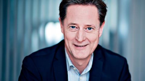 Erik Brandsma ny vd för Jämtkraft