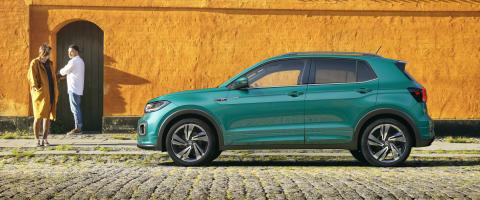 Den nye T-Cross – en cool SUV til alle lejligheder
