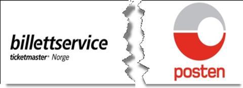 Billettservice AS og Posten skiller lag.
