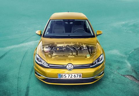 Volkswagen præsenterer nye TSI og TDI mild-hybridmotorer