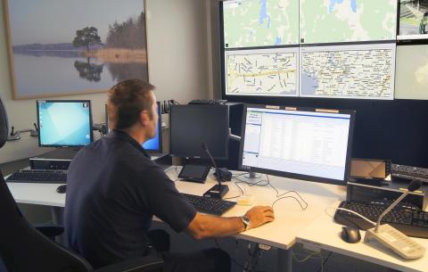 Så har Bergslagens Räddningstjänst säkrat och effektiviserat regionens utalarmering