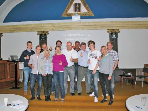 Kraftfull kommunikationsdag i Gävle