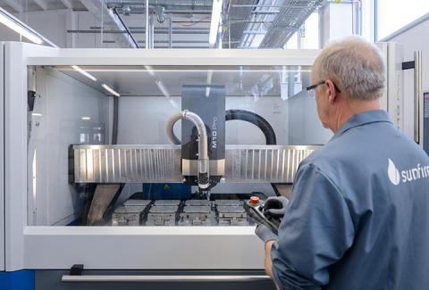 Neues Kompetenzzentrum für Brennstoffzellen