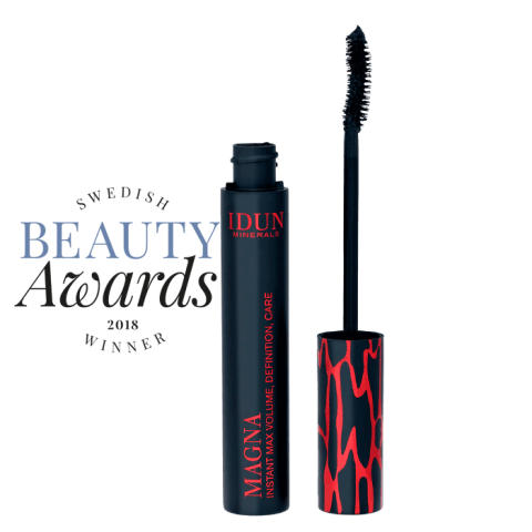 Swedish beauty awards - årets mascara , IDUN Minerals Magna