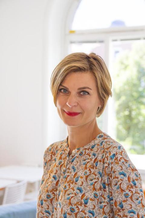Fredrika Fredmark blir PR-chef på Food for Progress