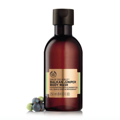 Balkan Juniper Body Wash
