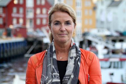 Marianne Elisabeth Johnsen, styreleder, Norges sjømatråd