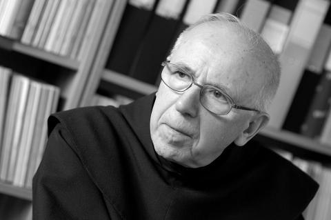 Författarporträtt: Wilfred Stinissen