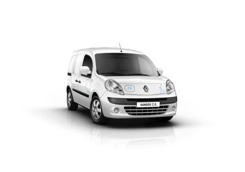 Årets Van i Europa 2012