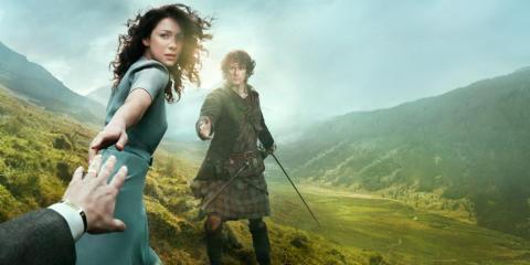 Efterårets absolut bedste serier (Outlander, Houdini og meget mere..)