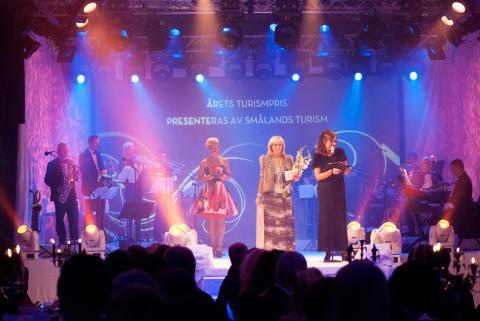 Nominerade till årets turismpris i Jönköpings län