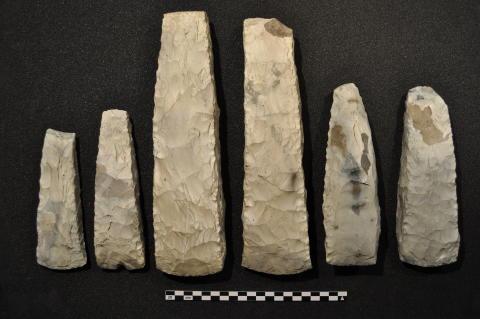 De seks økser fra Snostrup