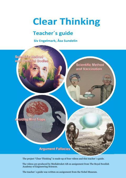 Clear Thinking Teacher's Guide