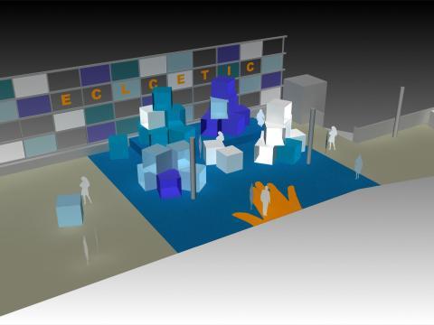 Utställningen Kub-ismen