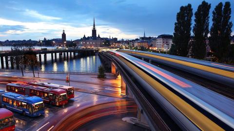 SL värd för global konferens om kollektivtrafik