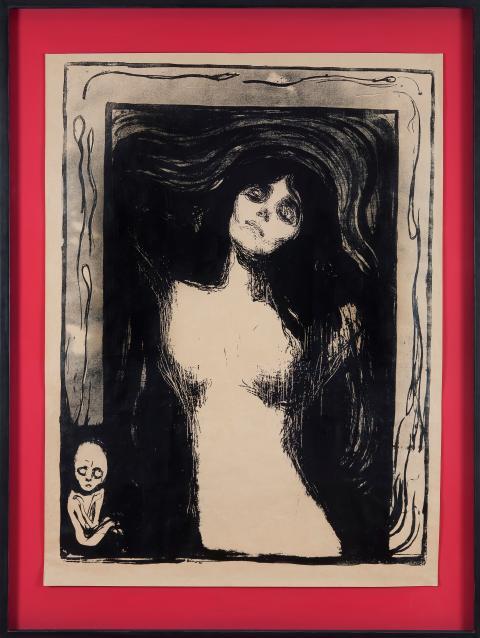 Oslo: Andy Warhols Munch-Interpretationen zu Gast in der Kunsthalle, Munch zu Gast im Flughafen