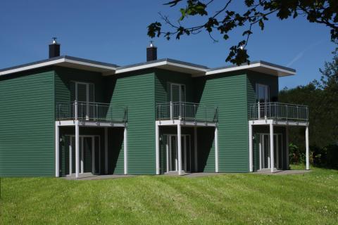 Premiumhaus_grün_credit_Ostsee_Resort_Damp