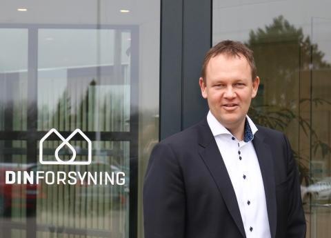 Jesper Frost Rasmussen, Din Forsyning