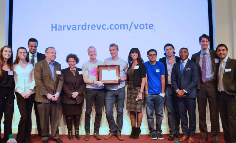 Svenskar i rampljuset på Harvard: Qasa vinner prestigefylld tävling på Harvard Business School