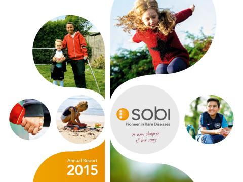Sobi™ publishes 2015 Annual Report