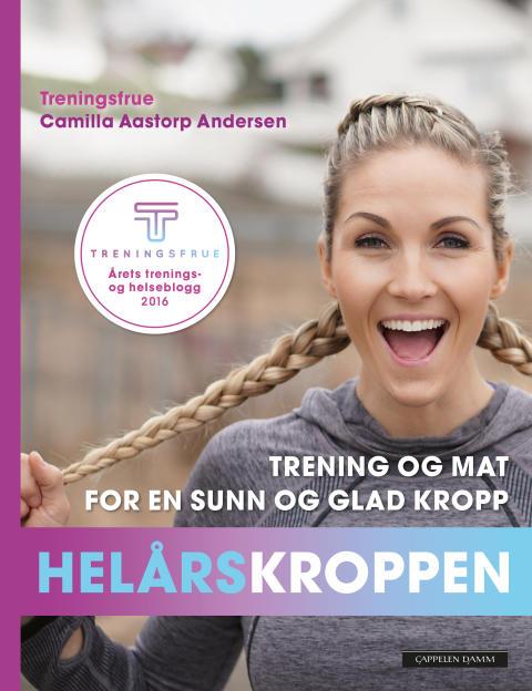 Camilla Aastorp Andersens første bok trykkes allerede i et tredje opplag.
