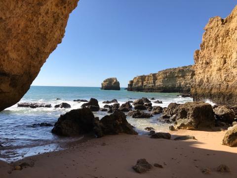 Strand Algarve 4